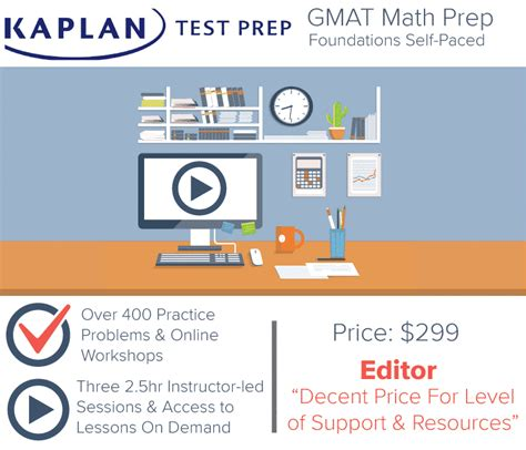 kaplan gmat math foundations books kaplan gmat math refresher on demand