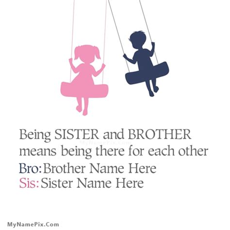 Sisterbrothercomparemasterbatingstyles Com | being brother sister with name