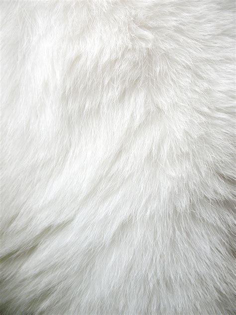 fur white rug white fur on