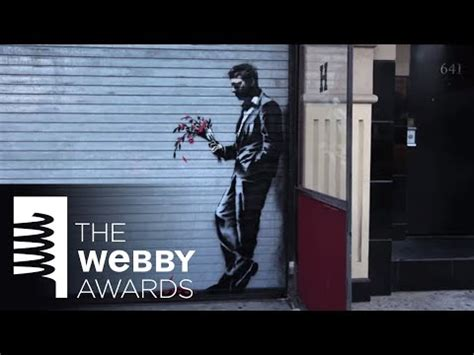banksys artist in residence for 18th annual webby banksy s self deprecating artist in residence for