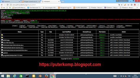 tutorial script deface cara deface website dengan metode admin poor password