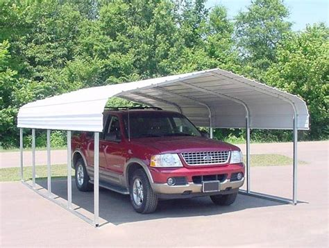 Car Port Kit by Metal Carports Metal Carports Kits For Cars Trucks Rv S