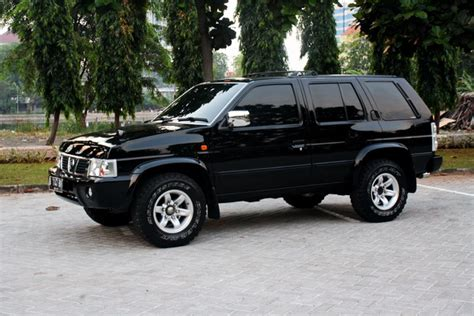Shockbreaker Nissan Terrano bekas on sell nissan terrano black glossy kondisi sangat