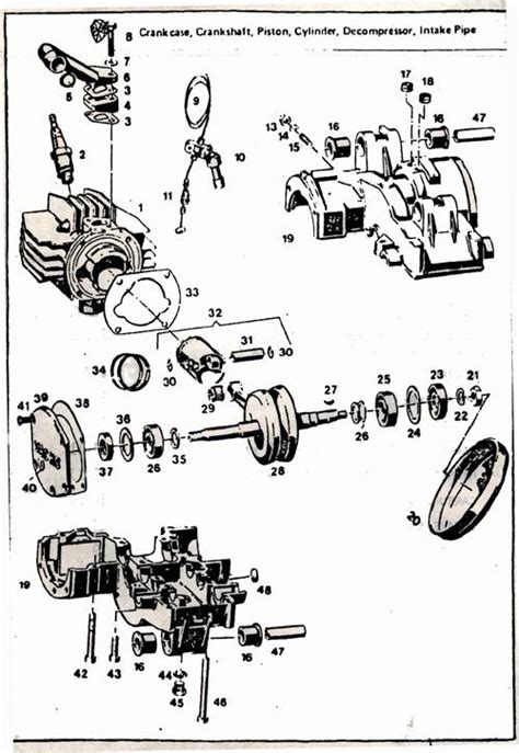 Sachs Motor Type 301 by Sachs Engine Moped Engine And Mopeds