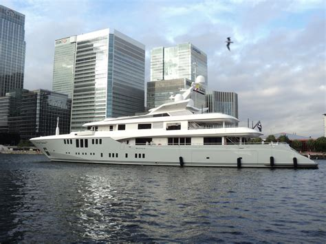 yacht odessa super yacht odessa ii in west india dock 171 isle of dogs life