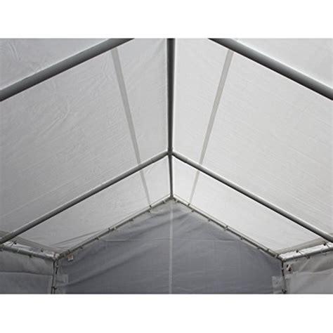 king canopy    ft hercules enclosed canopy carport farm garden superstore