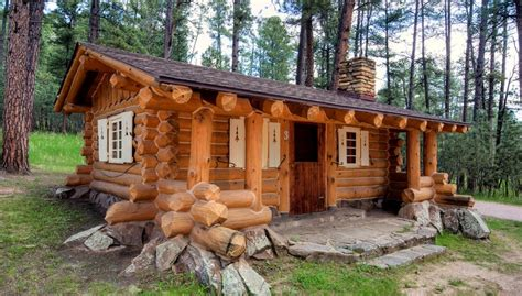 Cabins In Custer South Dakota by Housekeeping Cabin 1 H1dc 187 Cabins