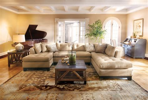 Aurhaus Furniture by Garner Fitted Sectional Arhaus Furniture Sofa