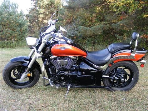 2009 Suzuki Boulevard M50 2009 Suzuki Boulevard M50 Cruiser For Sale On 2040motos