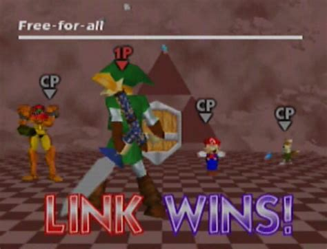 Link Time Fabsugar Want Need 64 by Smash Bros N64 Review Retronintendoreviews