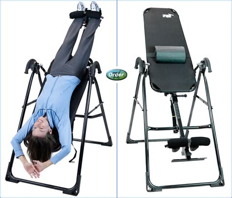 Teeter Hang Ups F7000 Limited Inversion Table