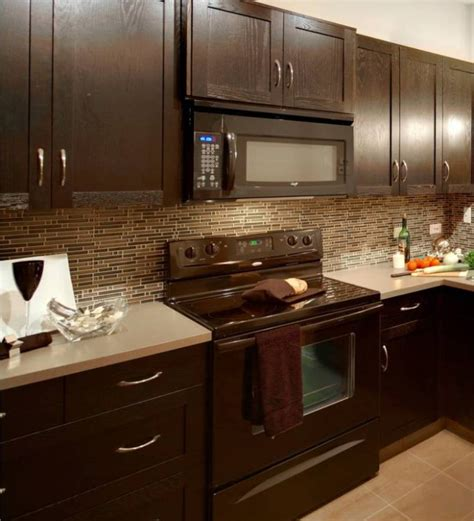 best backsplash for small kitchen choose your best modern kitchen backsplash midcityeast