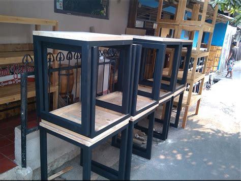 Meja Kayu Murah jual meja cafe kayu jati belanda murah idbooth