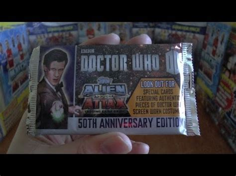 Doctor Who Trading Cards 50th Anniversary