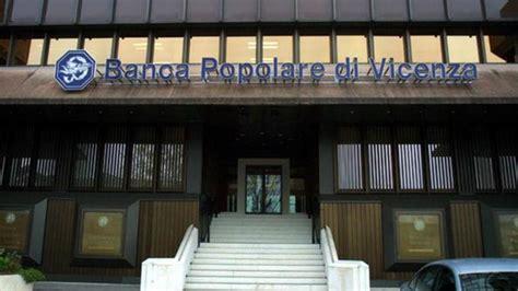 Sedi Popolare Di Vicenza by Pordenone Azioni Bancarie Crollano Cliente Denuncia La