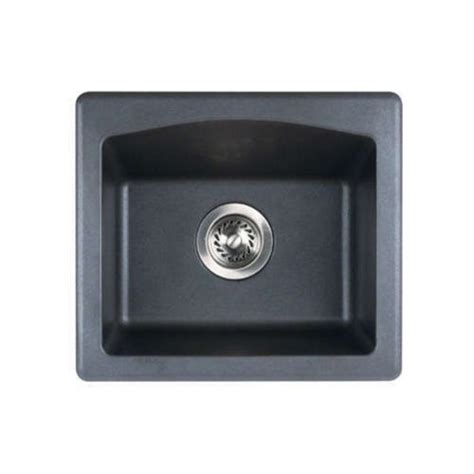 10 inch bar sink swanstone qzbs 1816 077 18 inch by 16 inch drop in bar