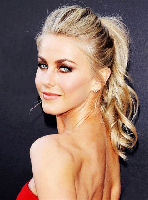 what is up with julianne forhead best 25 ponytail updo ideas on pinterest wedding