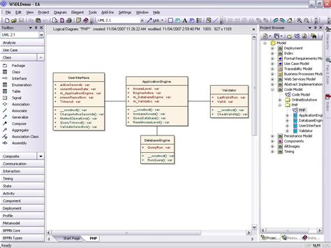 class diagram uml tool uml diagram tool php images how to guide and refrence