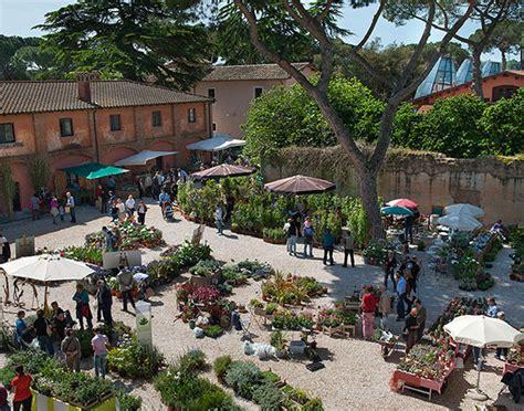 giardini di veio floracult presso i casali pino la mostra mercato di