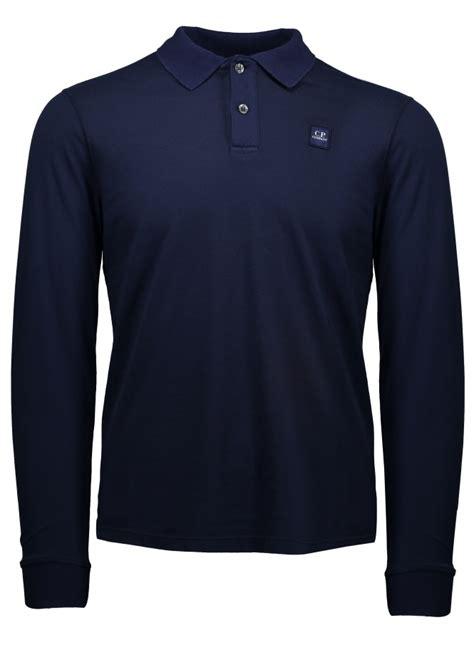 Kaos Polos Lacoste Colbus Uk M c p company sleeve polo blue print polo shirts