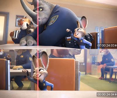 Home Tricks Quot Smooth Continuity Editing Using Zootopia Quot By Oswald Iten