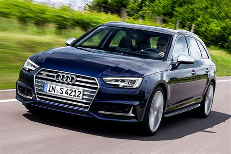 Audi S4 Leasing by Audi S4 Avant Lease And Contract Hire S4 Quattro 5dr Tip