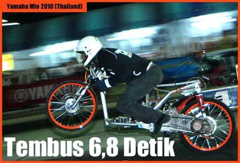 Pen Bell Motor Mio motor drag race balap drag liar yamaha mio thailand ffa matic 350cc