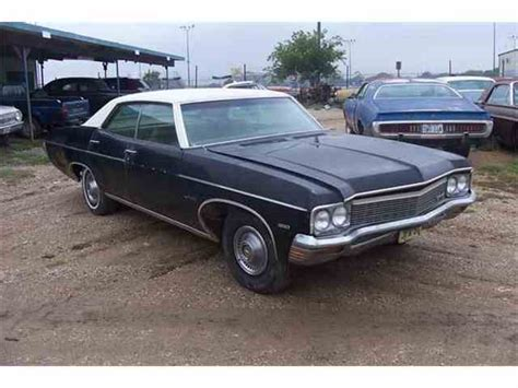 1970 chevrolet impala 1970 chevrolet impala for sale on classiccars