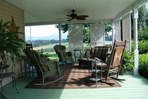 Piney Hill Bed Breakfast by Front Porch Picture Of Piney Hill Bed Breakfast Luray
