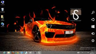 car effect theme for windows 7 and 8 ouo themes