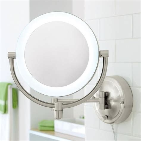 magnified bathroom mirror 25 best ideas about lighted magnifying makeup mirror on