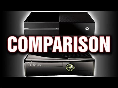 which is better xbox 360 or xbox one comparison xbox one vs xbox 360 which is better