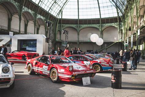 Auto Tur by Tour Auto Lancement De La 27eme Edition Au Grand Palais