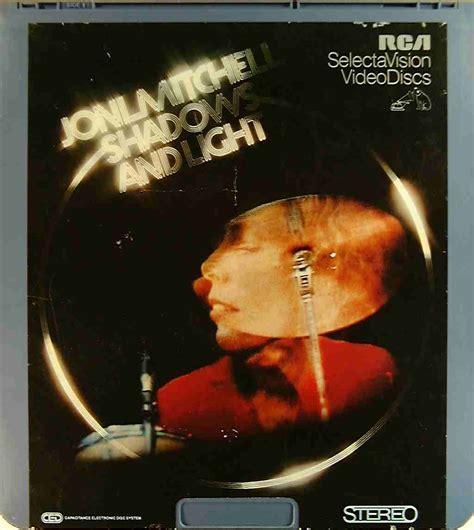 Joni Mitchell Shadows And Light by Joni Mitchell Shadows And Light 76476120795 U Side 1