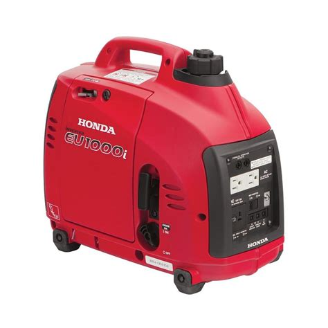 honda 1000 watt gasoline powered portable