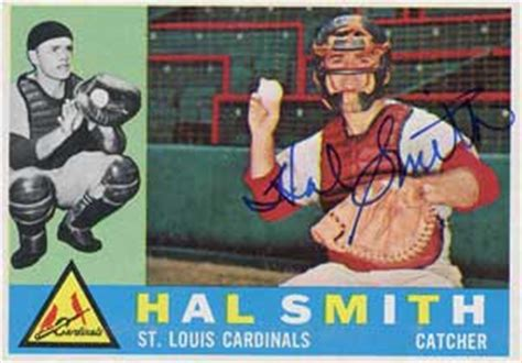 Hal Smith Gift Card - hal smith baseball stats by baseball almanac
