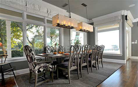 eclectic dining room with window seat hardwood floors elegant troy lighting mode other metro eclectic dining