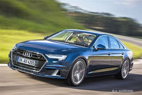 Audi A4 B10 2020 by Audi A4 2018 Autobild De