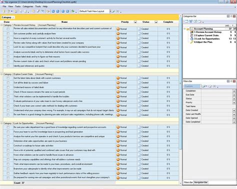 account management templates customer management templates