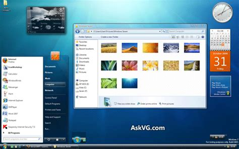 windowblinds theme windows interface download windows 7 windowblinds wb skin with aero glass