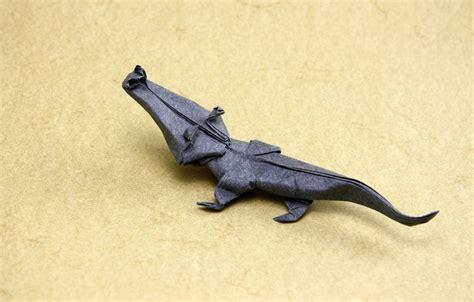Origami Crocodile - iguana fold these 28 awesome origami lizards