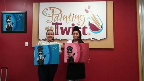 paint with a twist daytona happy with the finished product hepburn