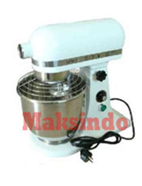 Mixer Roti Kapasitas 1 Kg mixer roti planetary maksindo kualitas bagus alat mesin