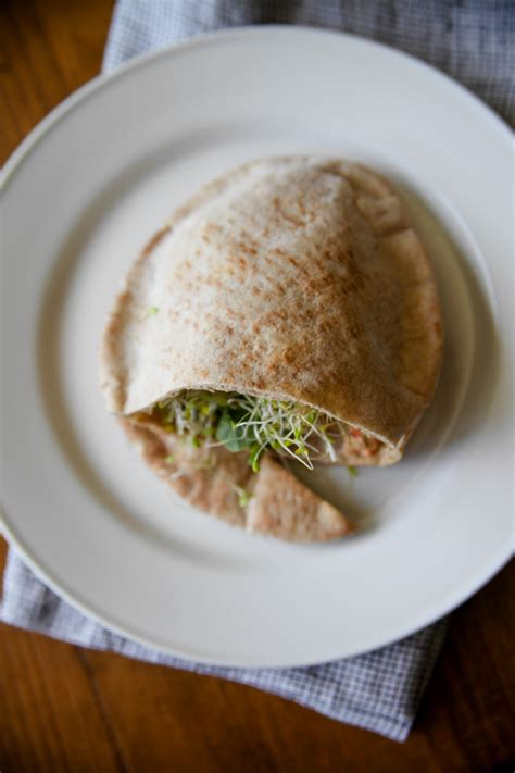 Lu Led Pita tribute to lu e g s salmon salad pita pockets kath