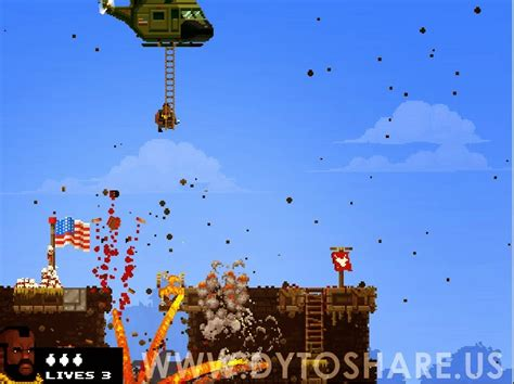 broforce full version crack broforce beta free download software