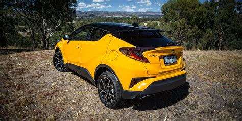 toyota 2 review 2017 toyota c hr koba 2wd review caradvice