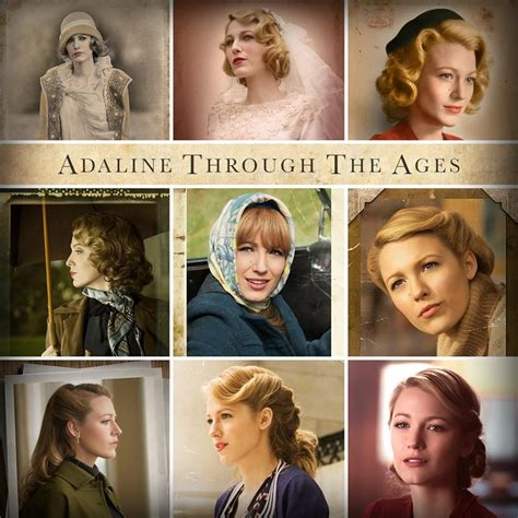 The Age Review by The Age Of Adaline With A Twist Gsc
