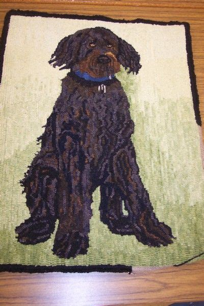 best rug for dogs 157 best images about hooked dogs on hooked rugs rug patterns and rug hooking