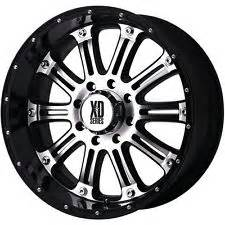 Truck Rims For Sale Black Hummer H2 Wheels Ebay