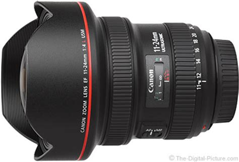 canon ef 11 24mm f/4l usm lens review